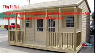 Shed4less - How You Can Organize A Storage Shed