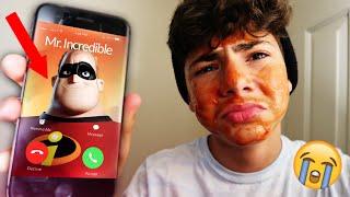 DO NOT FACETIME MR INCREDIBLE!! *DANGEROUS*