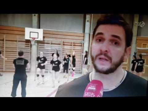 Interview Leonardo Portaleoni chez Canal Alpha - Suisse
