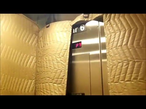 Butler, PA: BRAND NEW Schindler 330A Elevator To The Courthouse & Government Center