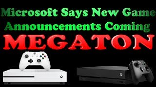 Microsoft Drops A Megaton! New Game Announcements & Surprises Coming This Year!!!!