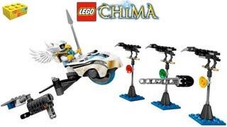 Lego Legends of Chima Speedorz Target Practice 70101