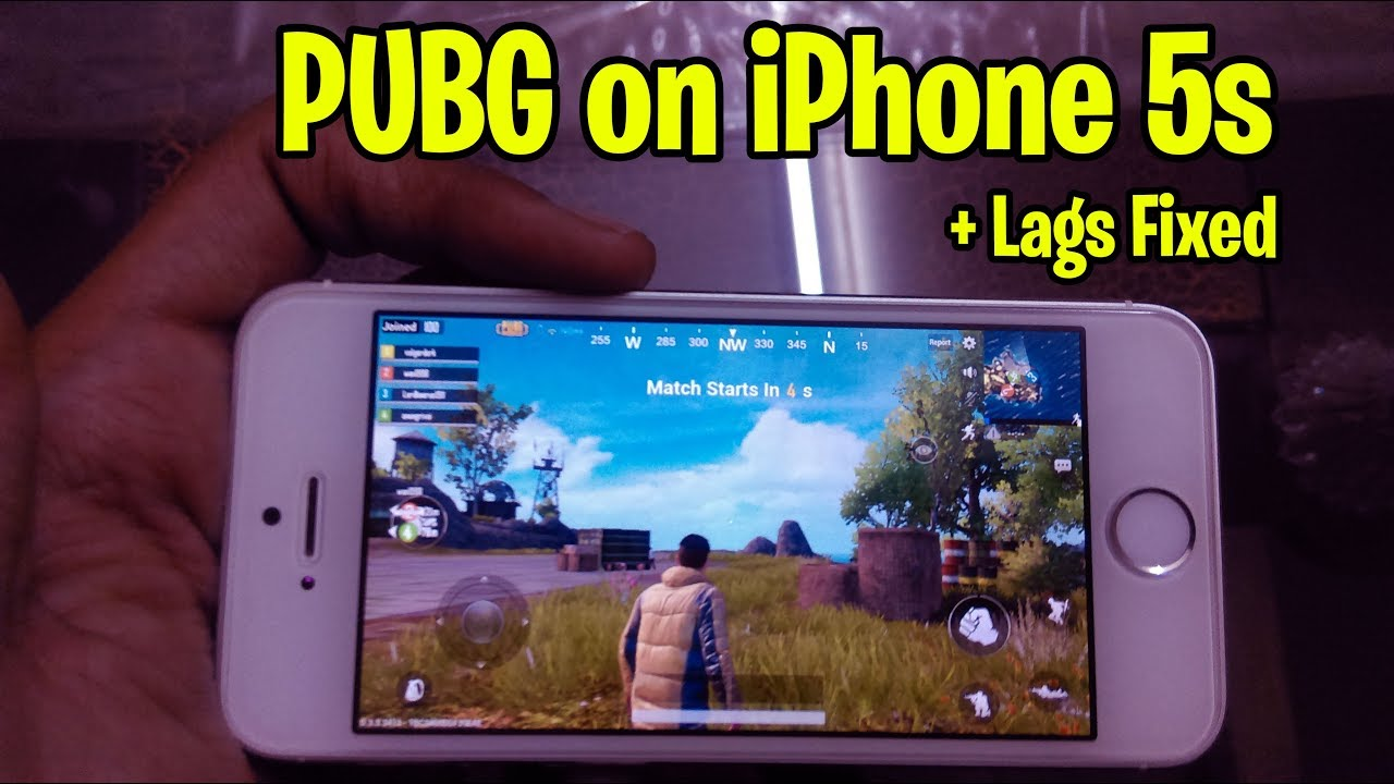 how to fix lag on pubg