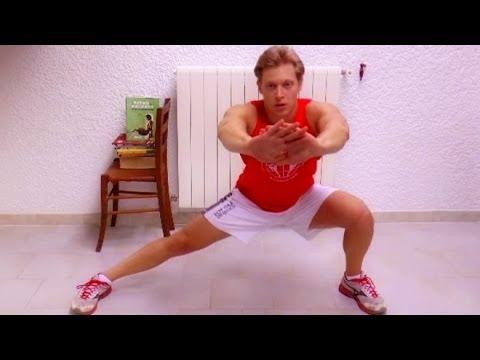 Methode Lafay Officiel Exercices E4 E5 Assouplir Et Muscler Les Cuisses Youtube