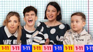 Кто умнее – Артур Бабич и Аня Покров или школьники? Шоу Иды Галич 1-11