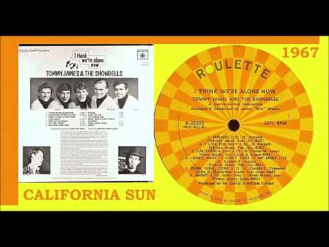Tommy James & The Shondells - California Sun