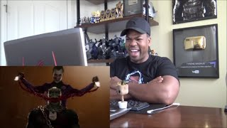 Mortal Kombat 11 Kombat Pack - The Joker Official Gameplay Trailer - Reaction!