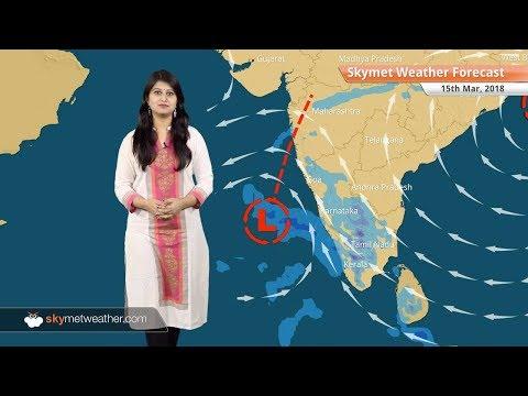 Weather Forecast for Mar 15: Rain in Bengaluru, Mumbai, Kerala, Karnataka