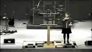 "Sarah Palin requests prayer at Wasilla Assembly of God church that Iraq War be a ""task from God"""