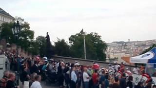 Pražské schody 2012 1.kolo
