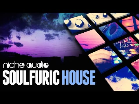 Soulfuric House Maschine Expansion & Ableton Live Pack - From Niche Audio