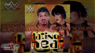 WWE: Latino Heat V1 (Chyna and Eddie Guerrero) by Jim Johnston - DL with Custom Cover
