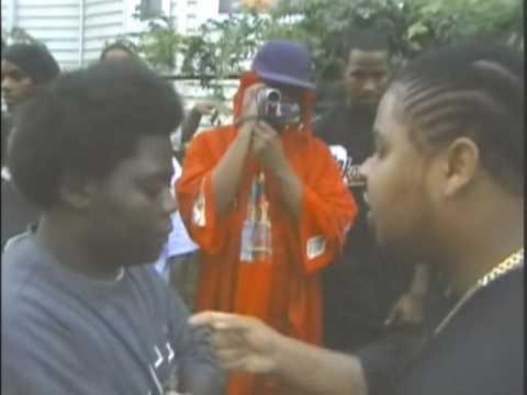 Punchy Baby vs Young Chris RD 2&3(Boston Rap Battle)