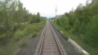 Juhannusjuna Ylivieska-Oulu-Kemi