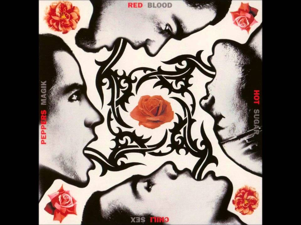 Red Hot Chili Peppers - Blood Sugar Sex Magik 1991