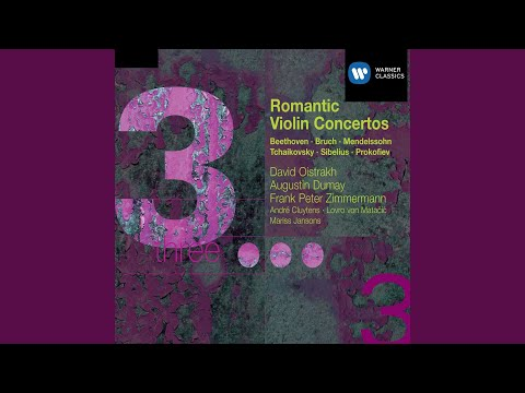 Concerto for Violin and Orchestra in D Op. 61 (1989 Remastered Version) : III. Rondo: Allegro... mp3