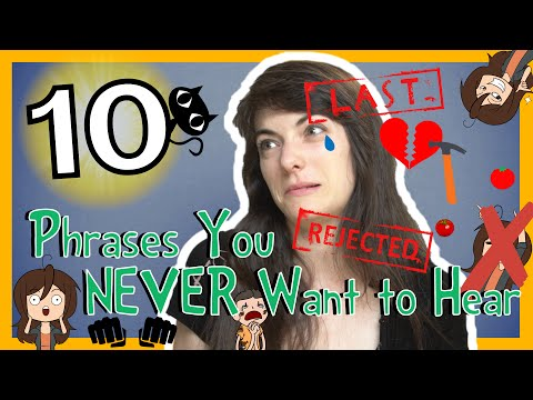 Learn the Top 10 French Phrases You Never Want to Hear