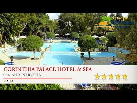 Corinthia Palace Hotel & Spa - San Anton Hotels, Malta