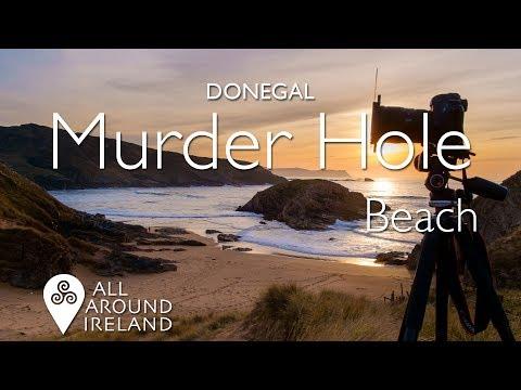 Murder Hole Beach - Ireland