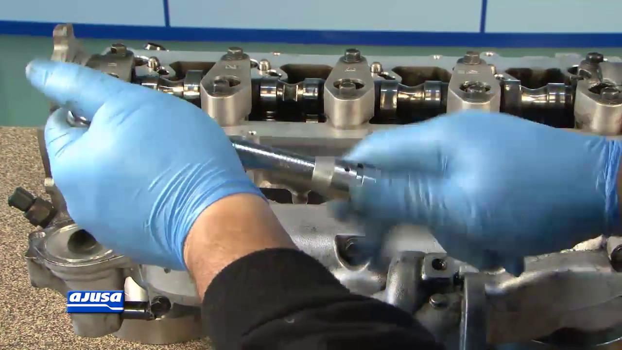 intake manifold gasket colector admisi n hyundai santa fe  [ 1280 x 720 Pixel ]