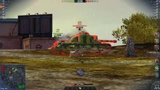 World of Tanks Blitz Game Play (STA-1) v4.0.0