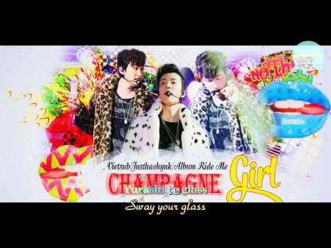 [JHH][Vietsub] Champagne girl - Donghae & Eunhyuk