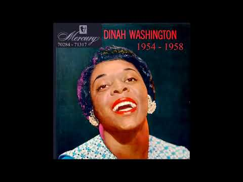 Dinah Washington - Mercury 45 RPM Records - 1954 - 1958