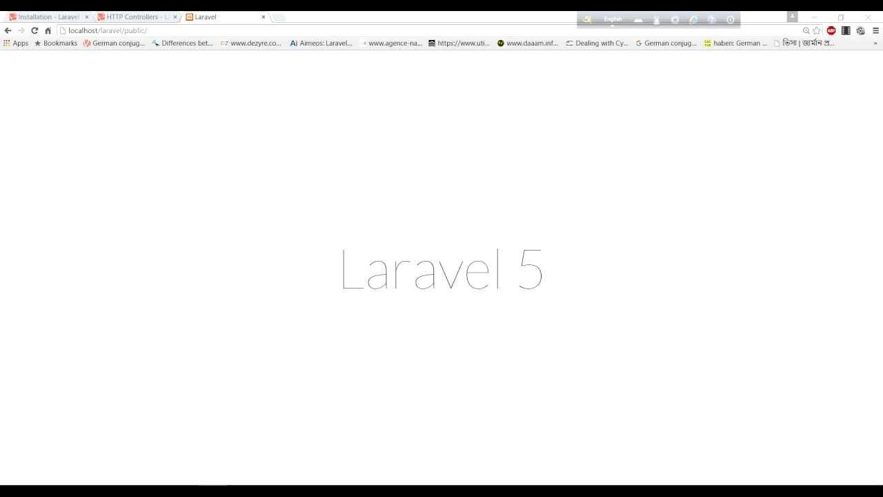 How to solve laravel public path problem