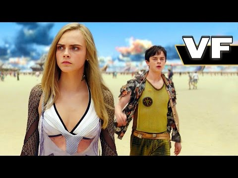 VALERIAN - NOUVELLE streaming VF (Luc Besson - Film 2017)