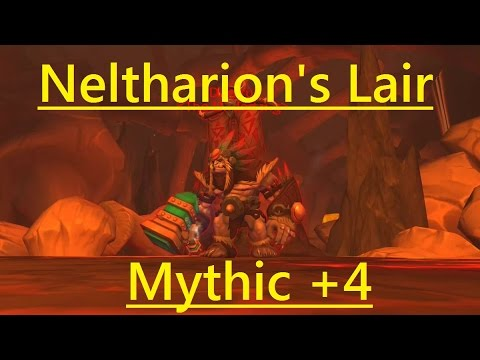 WOW Legion Mythic +4 - Neltharion