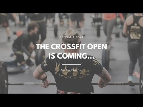 The CrossFit Open Is Coming [2019 DATES UPDATE]