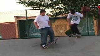 Cheri Lindsey Skatepark Montage Binghamton NY