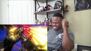 Marvel vs. Capcom: Infinite – Black Panther and Sigma Gameplay Trailer - REACTION!!!