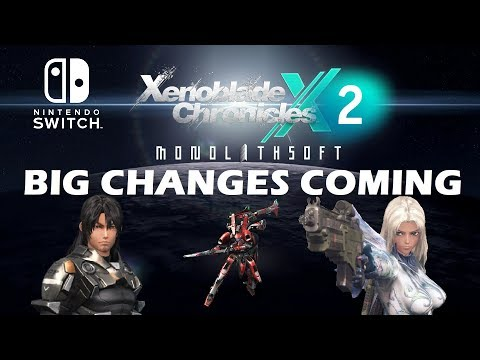 Nintendo Switch - Xenoblade Chronicles X2 & Big Risk for Monolith Soft
