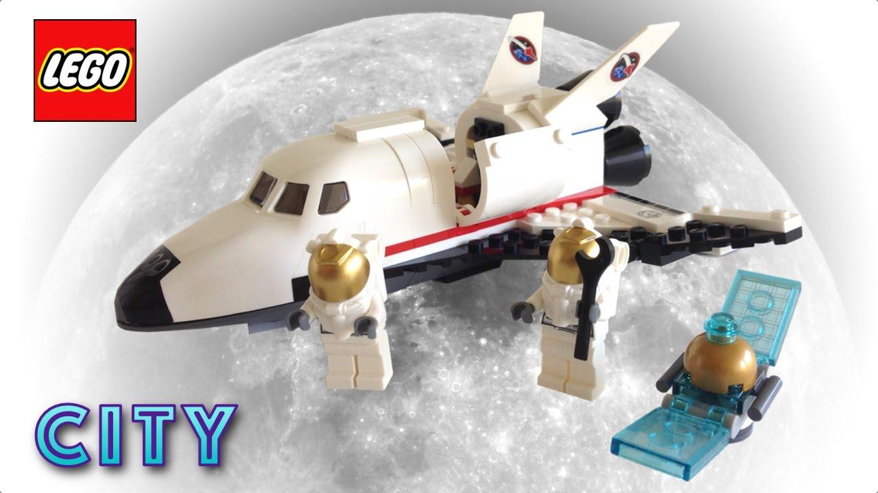 lego space shuttle you tube - photo #17