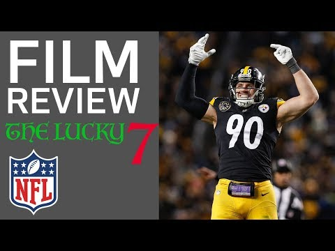 7 Rookies who will Impact the NFL Playoff Race | Film Review | NFL Network