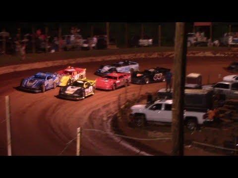 Winder Barrow Speedway Hobby Feature Race 8/19/17