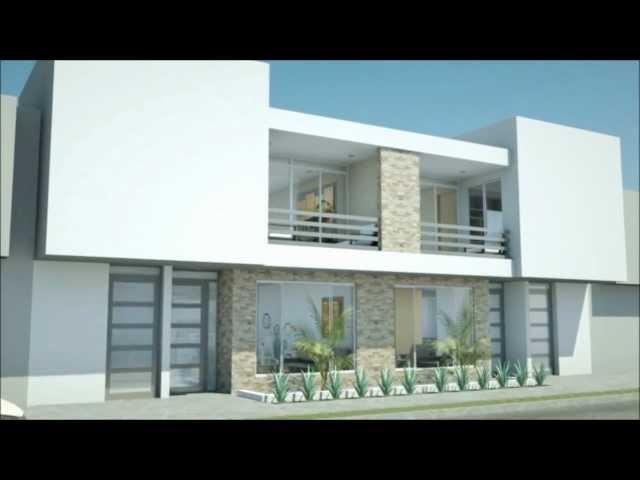 Apartamentos modernos minimalistas 7.00 m x 14.00 m (294 36 m²)