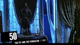 Axel Kuschevatzky: El pozo y el péndulo (The Pit and the Pendulum, 1961)