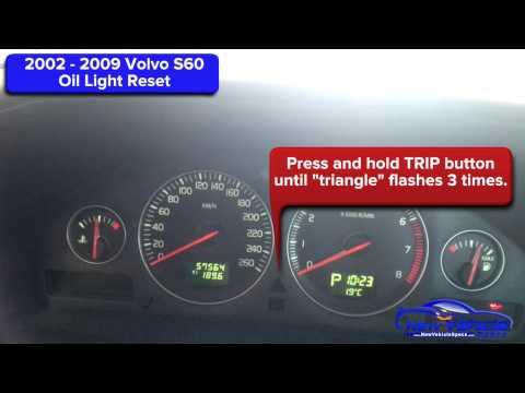 Volvo S60 Dashboard Warning Lights & Symbols - What The...   Doovi