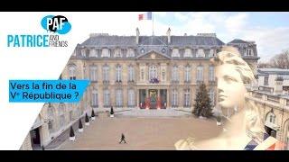 PAF – Vers la fin de la 5e République ? – Emission du 17 mars 2017