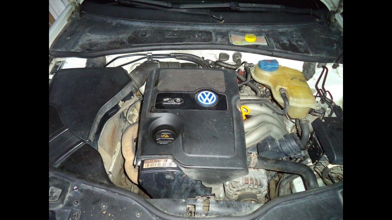 Пассат в5 2000 год двигатель 1 6 бензин инструкция описание