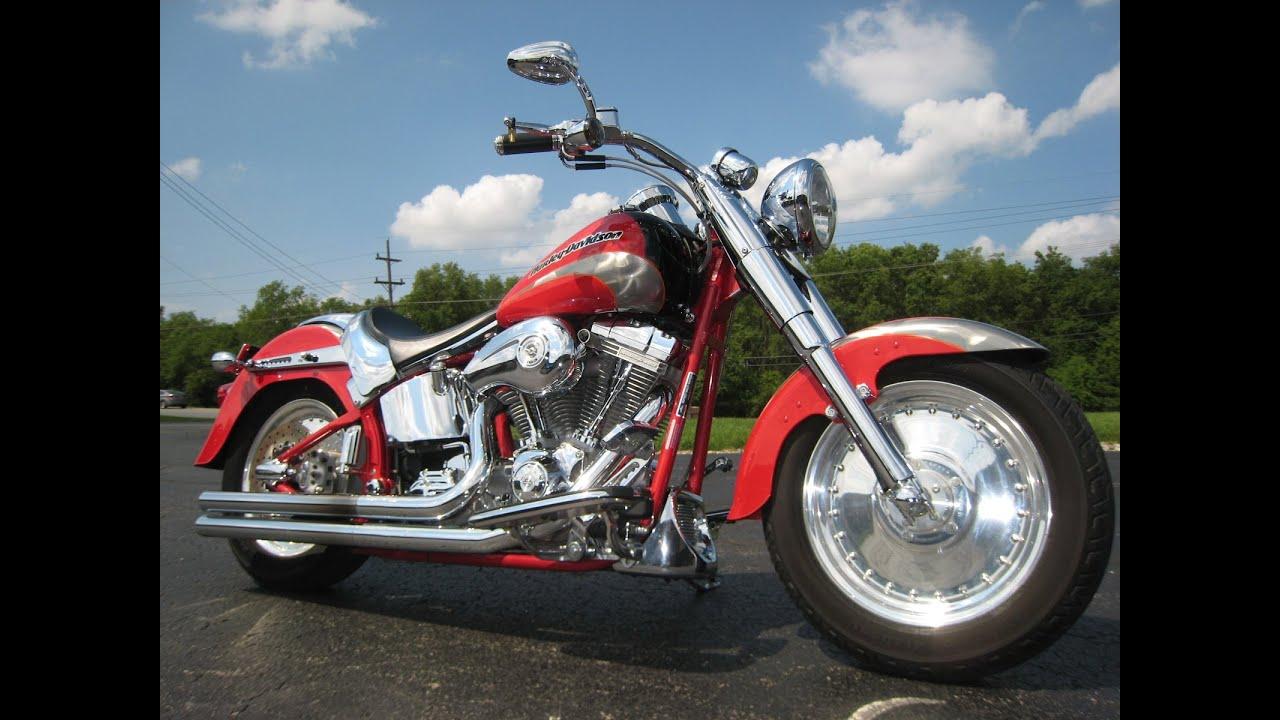Harley Davidson Fatboy Cvo