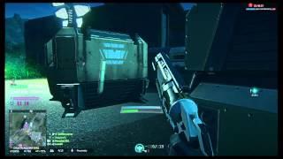 PlanetSide 2 - Commissioner Kill Streak