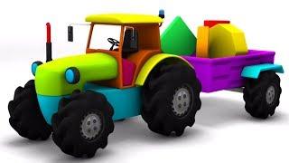 trekta unboxing | toy gari kwa ajili ya watoto | Katuni za Swahili | Tractor Toy | Kids Tv Africa