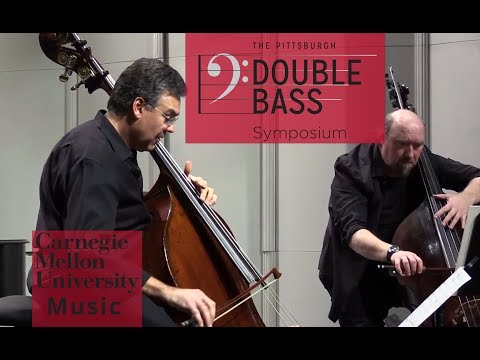 Dave Anderson- Seven Double Bass Duets