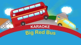 Video BIG RED BUS KARAOKE. Sing-a-long to Big Red Bus. Toddler Kindergarten Preschool Baby School. download MP3, 3GP, MP4, WEBM, AVI, FLV Juli 2018