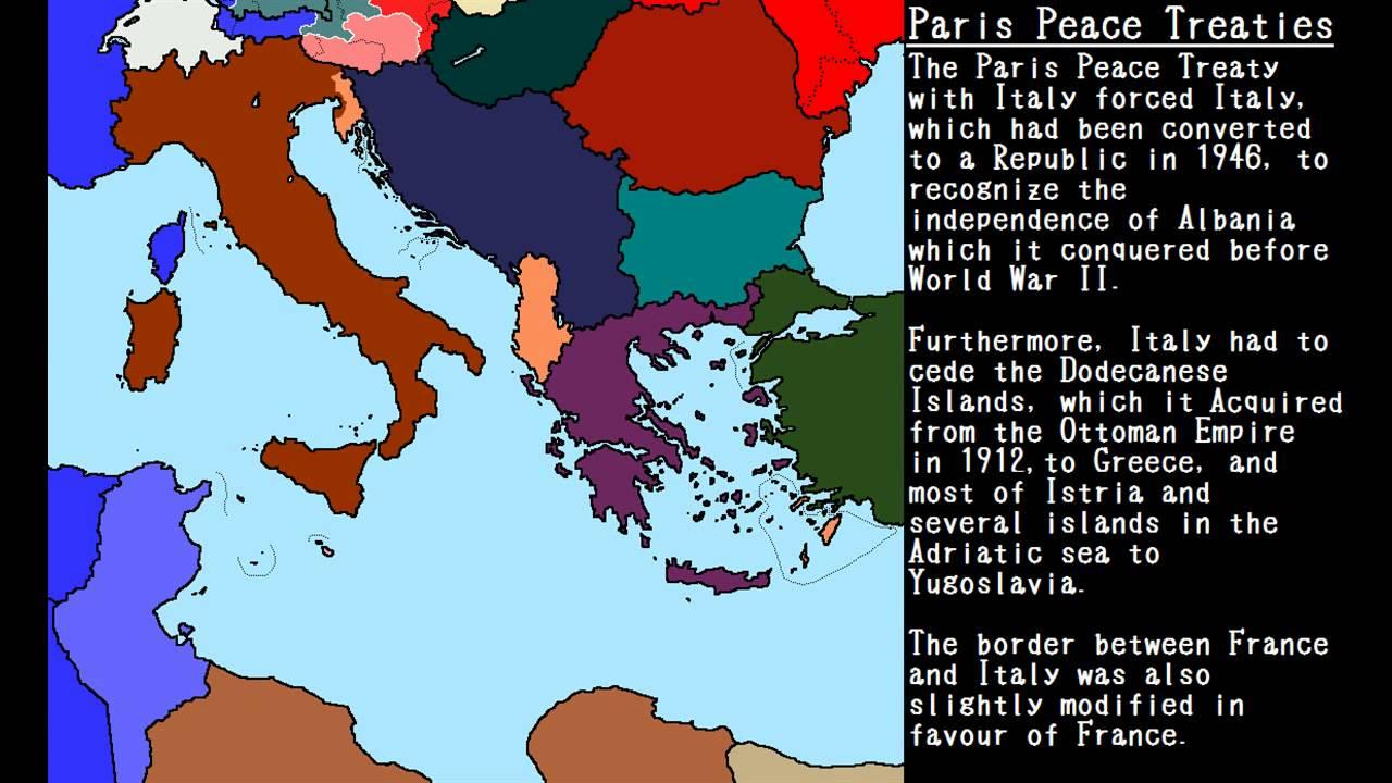 The treaties of world war ii youtube gumiabroncs Choice Image