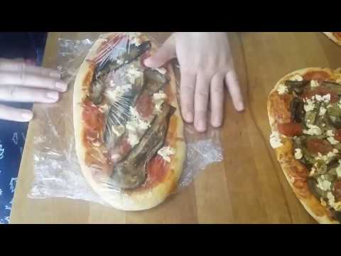 Pizza's Packing