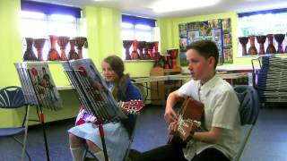 INSTRUMENTAL AND VOCAL LESSONS WITH CROYDON MUSIC AND ARTS